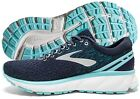 Brooks Ghost 11 Women's Running Shoe Navy/Grey/Blue multiple sizes New In Box