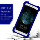 """Stretchy Silicone Soft Phone Bumper Case Cover For Plum Ram 8 (2.4"""")"""