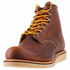 Red Wing Rover Heritage Mens Copper Leather Chukka Boots