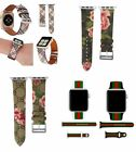 Apple Watch LV Gucci Grid Pattern Leather Replacement Band 40mm 44mm Series 5   image