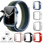 Kyпить For Apple Watch Series 5/4 44mm 40mm Soft TPU Bumper Case Cover Screen Protector на еВаy.соm