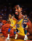 Earvin Magic Johnson LA Lakers Los Angeles NBA Basketball Art 1 8x10-48x36