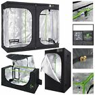 Hydroponics Professional Green Box Tent Indoor Growing Box Silver Mylar UK