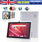 7 Inch Android Tablet 4GB Quad Core 4.4 Dual Camera Bluetooth Wifi Tablet UK TOP
