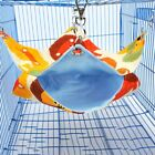 Pet Cat Bird Hamster Ferret Rat/Squirrel Hammock Hanging Mat Nest Bed#^