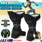Adults Joint Support Knee Pads Spring Force Non-slip Power Lift Knee Joint Brace $19.59 USD on eBay