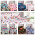 NEW BEDROOM KIDS BED IN A BAG COMFORTER  SHEET COMPLETE BEDDING SET TWIN SIZE