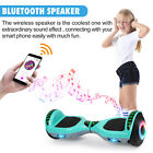 "6.5"" Hoverboard Bluetooth Electric Balance Scooter with Bag UL2272 Certified"