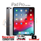 "Apple iPad Pro 12.9"" 3rd Gen WiFi Cellular All Colors/Capacity - Excellent"