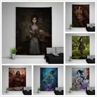 Alice Madness Returns Tapestry Art Wall Hanging Cover Poster