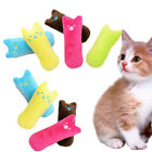 Kitten Cat Pillow Interactive Fancy Catnip Pets Teeth Grinding Claws Funny Toys