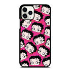 BETTY BOOP PINK iPhone 5/5S 6/6S 7 8 Plus X/XS XR 11 Pro Max Case $20.77 CAD on eBay