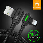 Mcdodo 90 Degree iPhone USB Charger Cable Fast Charging for iPhone 12 11 XR X 8+