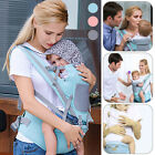 Kyпить Ergonomic Infant Baby Carrier With Hip Seat Stool Adjustable Breathable Backpack на еВаy.соm