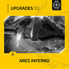Star Citizen - UPGRADES to CRUSADER ARES INFERNO - CCU