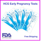 Early Pregnancy HCG Test Strips FDA Approved US Seller 10 20 50 100 Pack NEW $3.99 USD on eBay