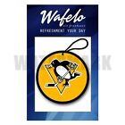 Pittsburgh Penguins Wafelo Air Freshener Hanging Car and Home Fragrances $39.89 USD on eBay