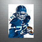 Derrick Henry Tennessee Titans Poster FREE US SHIPPING $14.99 USD on eBay