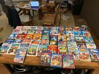 Giant Lot of 54 dvd's Animation Disney Pixar Dreamworld etc $3 Each You Pick