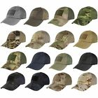 Condor TCM Tactical Baseball Style Military Hiking Hunting Outdoor Mesh Cap Hat
