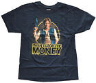 Star Wars Han Solo I'm In It For The Money Navy Men's Graphic T-Shirt New $13.01 USD on eBay