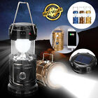 LED Flashlight Rechargeable Solar Power Camping Tent Light Torch Lantern  U for sale  Shipping to South Africa