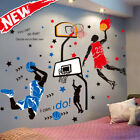Kobe Bryant Wall Sticker Vinyl Diy Home Decor Basketball Players Wall Decals