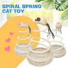 522D Disc Elastic Spring Mouse Spring Cat Toy Playing Interactive Durable