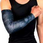 Hot Elbow Support Brace Copper Compression Sleeve Joint Fit Arthritis Arm