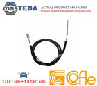 2x COFLE REAR HANDBRAKE CABLE PAIR 176043 G NEW OE REPLACEMENT