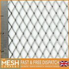 20mm x 10mm Mild Steel Expanded Metal Mesh