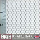 Galv Steel Hexagonal(8mm Hole x 8.7mm Pitch x 1mm Thick)Perforated Sheet Plate