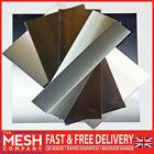 1mm Thick 304 Grade Stainless Steel Brushed Sheet Metal Plate Guillotine Cut