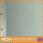 Mild Steel(0.5mm Hole x 1mm Pitch x0.5mm Thick)Round Perforated Mesh Sheet Plate