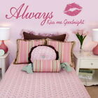 Girls Quote Wall Sticker Decal Art Transfer Graphic Interior Home Decor Uk Qu77