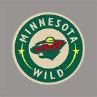 Minnesota Wild #2 NHL Team Pro Sports Vinyl Sticker Decal Car Window Wall $11.09 USD on eBay