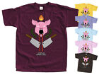New AMERICAN HORROR STORY T SHIRT Pig All Sizes pink black white