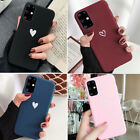 Samsung Galaxy Note 20 Ultra S20 /Note 10 Heart Cute Girl Women Phone Case Cover