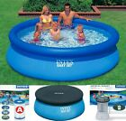 Intex Easy Set Inflatable Swimming Paddling Pool 6/ 8 / 10 Ft/ Pool / Pump/Other