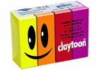 Claytoon Modeling Clay for Kids 1 lb. Total - Hot Colors image