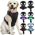 Pawaboo Dog Harness No Pull Pet Vest Adjustable Reflective Easy Control Walking