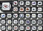 "NFL Team Chiefs Steelers Eagles Hitch Cover Color on Chrome 3.4""x4"" NFL FANMATS $21.99 USD on eBay"