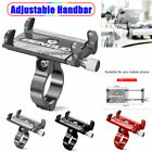 Aluminum Bicycle Holder Alloy Motorcycle Bike Handlebar Cell Phone GPS Mount USA