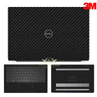 SopiGuard 3M Avery Carbon Fiber Sticker Skin Wrap for 2020 Dell XPS 13 (9300)