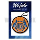 New York Knicks NBA Wafelo Air Freshener Hanging Car and Home Fragrances on eBay