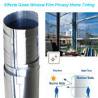 Kyпить One Way Mirror Window Film Home Tinting, Privacy Protect, Heat Reflective Reduce на еВаy.соm