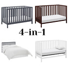 Kyпить Child Baby Nursery Crib Convertible Full Size Toddler Bed Daybed Multiple Colors на еВаy.соm