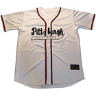 Pittsburgh Crawfords Customized Baseball Jersey Negro Leagues Satchel Paige