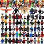 MARVEL AVENGERS DC COMICS custom Minifigures LEGO Batman Superman Hulk Thor