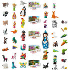 Kids Clay Modelling Set Fimo Animals Princess Pirate Unicorn Dino Arts & Crafts image